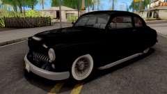 Mercury Eight Custom (9CM-72) 1949 IVF для GTA San Andreas