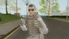 The Damned 33rd Soldier V3 (Spec Ops: The Line) для GTA San Andreas