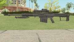 COD:OL Barrett M82 для GTA San Andreas