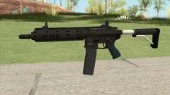Vom Feuer Carbine Rifle GTA V (Extended Clip) для GTA San Andreas
