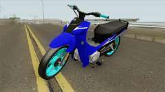 Yamaha New Crypton Stunt для GTA San Andreas