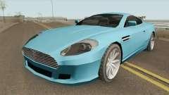 Aston Martin DB9 (SA Style) для GTA San Andreas