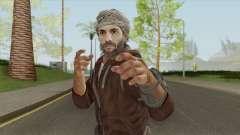 Farid Yemeni Militia From CoD: BO II V2 для GTA San Andreas