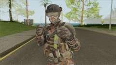 Merc V2 (Call of Duty: Black Ops II) для GTA San Andreas