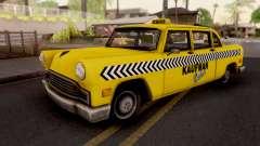 Kaufman Cab GTA VC Xbox для GTA San Andreas
