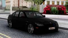 BMW Black M5 E60 для GTA San Andreas
