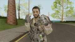 ISI Soldier V3 (Call Of Duty: Black Ops II) для GTA San Andreas