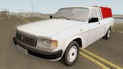 ГАЗ-2304 Бурлак для GTA San Andreas