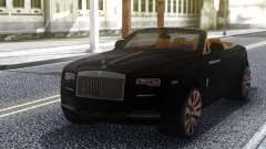 Rolls-Royce Dawn Black для GTA San Andreas