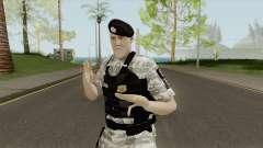 Brazilian Police Skin V3 для GTA San Andreas