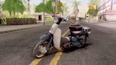 Honda Super Cub для GTA San Andreas