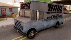 Boxville from GTA VC для GTA San Andreas