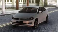 Volkswagen Polo 2019 Stock для GTA San Andreas
