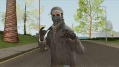 Czech Resistance V4 (CoD: MW 3) для GTA San Andreas
