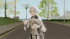 Christie Battlesuit Reskinned (Breast Physics) для GTA San Andreas