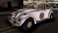 Volkswagen Beetle Sport для GTA San Andreas