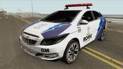 Chevrolet Onix (Guarda Municipal) для GTA San Andreas