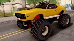 AMC Javelin Monster Truck 1971