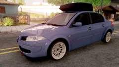 Renault Megane King для GTA San Andreas