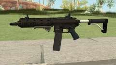 Carbine Rifle GTA V Grip (Extended Clip) для GTA San Andreas