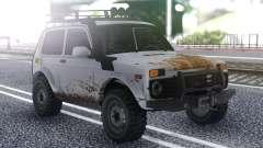 Niva 2121 Offroad 4x4 для GTA San Andreas