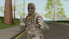 The Damned 33rd Soldier V1 (Spec Ops: The Line) для GTA San Andreas