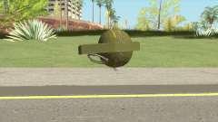 Frag Grenade (PUBG) для GTA San Andreas