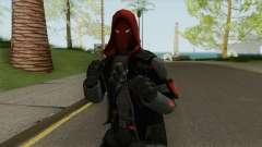 Red Hood Legendary для GTA San Andreas