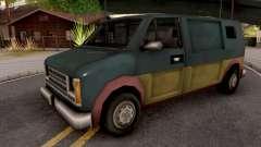 Hoods Rumpo XL from GTA 3 для GTA San Andreas