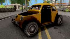 Volkswagen Beetle Baja SA Style v2 для GTA San Andreas