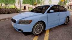 Volvo S40 Blue для GTA San Andreas