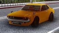 Toyota Celica GT Mk I TA22 74 для GTA San Andreas