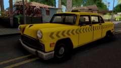 Cabbie GTA VC Xbox для GTA San Andreas
