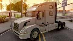 Volvo VNL Grey для GTA San Andreas