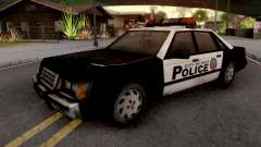 Police Car from GTA VC для GTA San Andreas