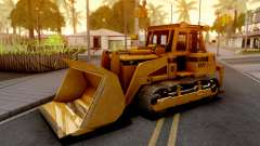 GTA V HVY Dozer v2 для GTA San Andreas