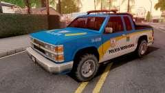 Chevrolet S-10 Policia Rodoviaria для GTA San Andreas