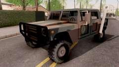 Patriot Exercito Brasileiro v2 для GTA San Andreas