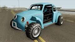 Volkswagen Fusca (Beetle) Baja SA Style V1 для GTA San Andreas
