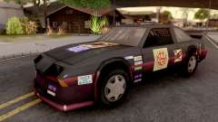 Hotring Racer A from GTA VC для GTA San Andreas