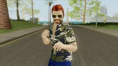 Vercetti Gang Member V2 для GTA San Andreas