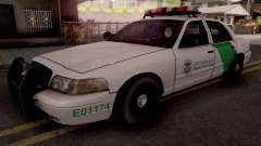 Ford Crown Victoria Border Patrol SA Style