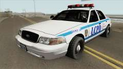 Ford Crown Victoria LCPD (SA Style) для GTA San Andreas