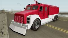 Brute RCV GTA V (V2) для GTA San Andreas