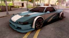 Infernus M3 GTR Most Wanted Edition v2 для GTA San Andreas
