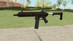 Carbine Rifle GTA V Flashlight (Extended Clip) для GTA San Andreas