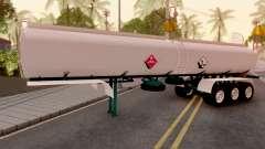Carrotanque Trailer Colombiano для GTA San Andreas