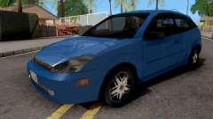 Ford Focus Tuning для GTA San Andreas