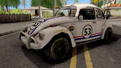 Volkswagen Herbie Nascar