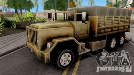 Barracks OL GTA VC Xbox для GTA San Andreas